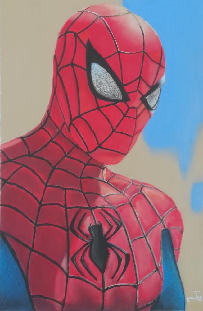 Spider-Man by jejelink